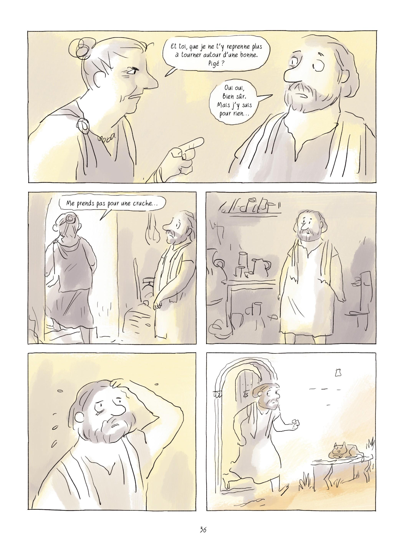 Les larmes d'Esther