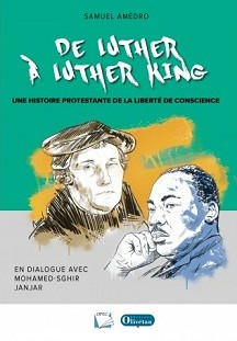 De Martin Luther A Martin Luther King 500 Ans D Engagement Protestant Librairie Protestante