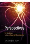 DVD Perspectives - Foi et science : une complémentarité surprenante