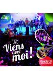 CD Viens avec moi ! Louange Live (Double CD)