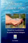 Source d'eau vive