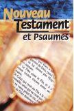Nouveau Testament et Psaumes - Louis segond 1910