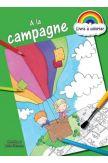 A la campagne - Livre à colorier