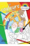 Les couleurs dans la Bible - Livre à colorier