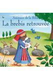 Animaux de la bible - La brebis retrouvée