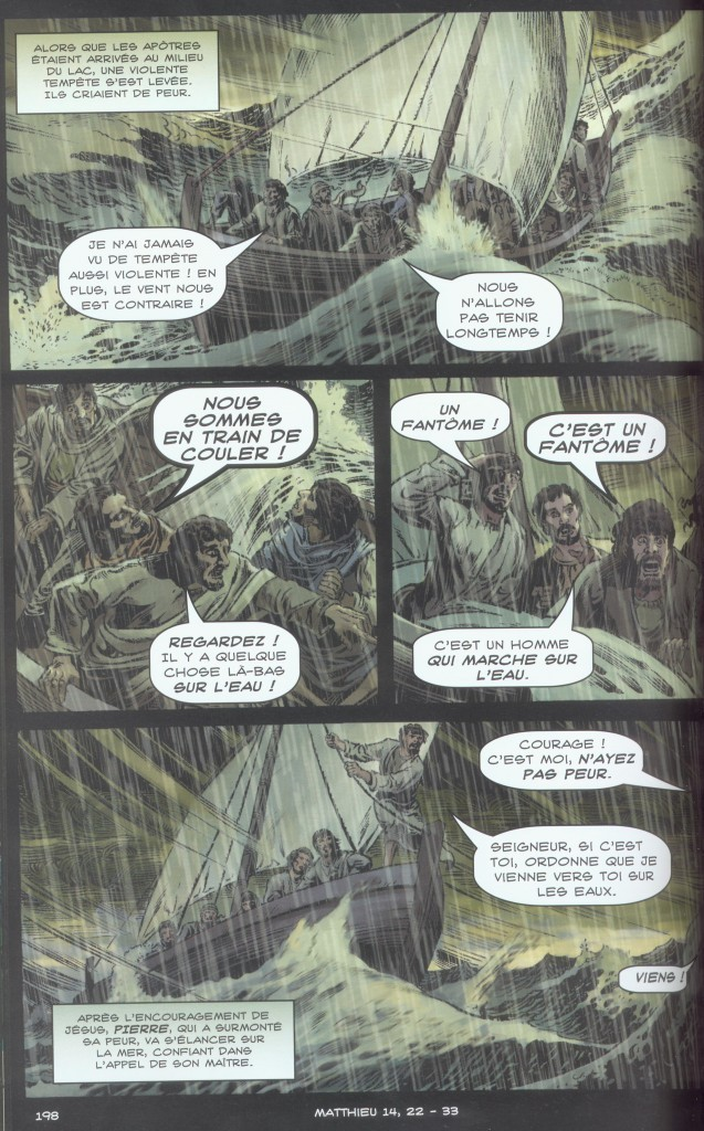 La Bible en Bande dessinée