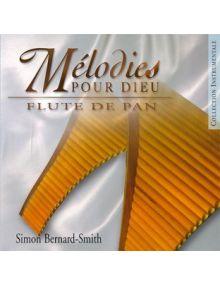 CD Mélodies pour Dieu : flûte de pan