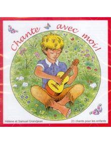 CD Chante avec moi !