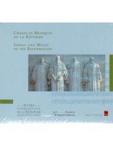 CD Chants et musiques de la réforme