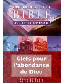 CD Clefs pour l'abondance de Dieu