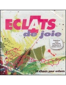 CD Eclats de joie - 10 chants pour enfants