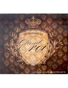 CD En présence du grand roi - louange en live