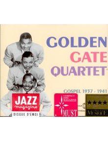 CD Golden Gate Quartet Vol 1 1937-1941