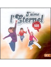 CD J'aime l'Eternel Kids Volume 2