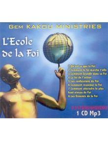 CD L'école de la foi