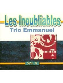 CD Les inoubliables : Trio Emmanuel