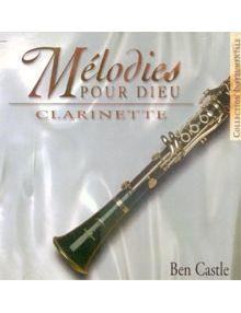 CD Mélodies pour Dieu : Clarinette