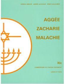 Aggée Zacharie Malachie