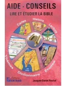 Aide conseils lire et étudier la Bible