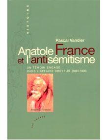 Anatole France et l'antisémitisme