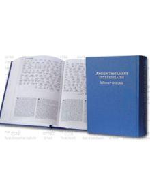 Ancien Testament Interlinéaire Hébreu français