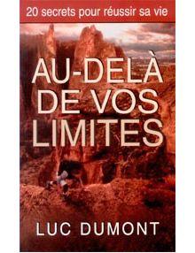 Au-delà de vos limites
