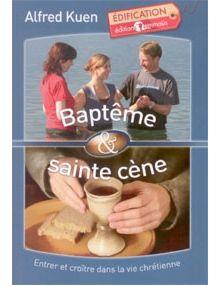 Baptême et sainte cène