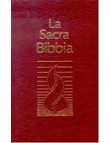 Bible en italien la sacra Bibbia ref.31236