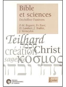 Bible et sciences