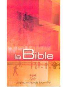 Bible Segond couleur 21 ref 12101