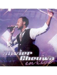 CD + DVD En live Olivier Cheuwa