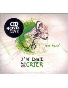 CD + DVD J'ai envie de crier