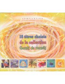 CD 18 Titres choisis dans la collection Chants de recueils
