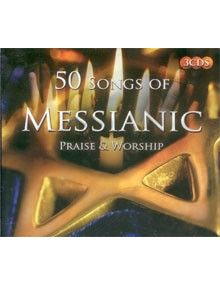 CD 50 songs of messianic praise and worship